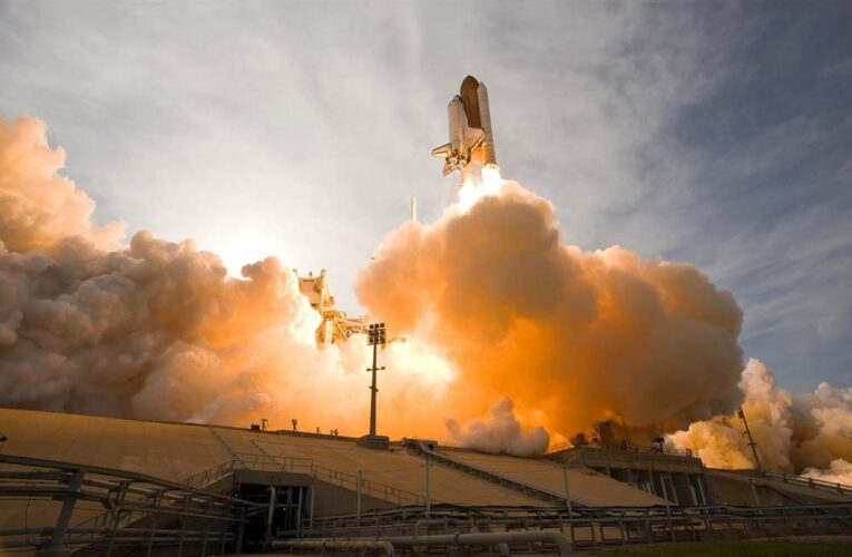 El primer lanzamiento espacial