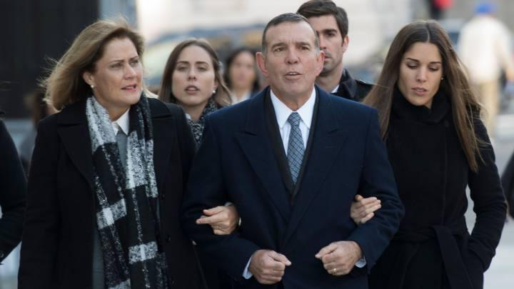 EE.UU. rechaza pedido de libertad compasiva Juan Ángel Napout