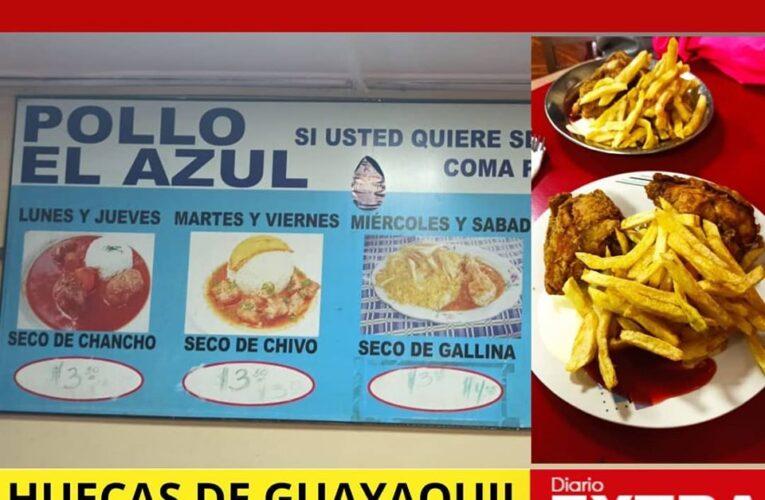 """""""Pollo El Azul"""" el mejor papi pollo del centro"""