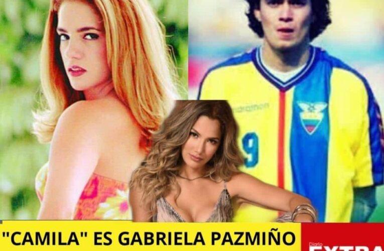"""En la novela """"Si Se Puede""""  hay una presentadora de Tv.  parecida a Gaby Pazmiño cuando animaba""""Guayaquil Caliente"""""""