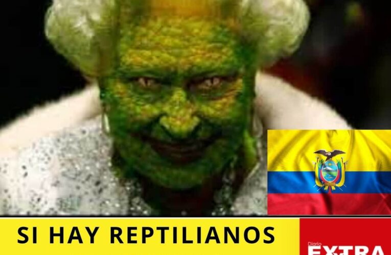 Cryptozoologo afirma que en Guayaquil hay reptilianos en las esferas politicas.