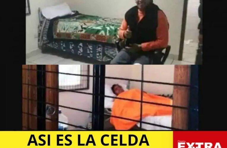 Aseguran que Daniel Salcedo no tiene privilegios en la cárcel.