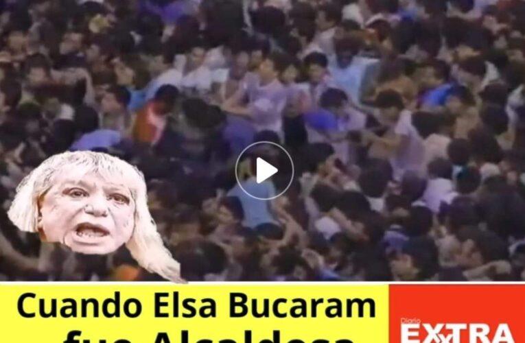 Memoria Politica, En 1989 mueren dos niños en repartición de juguetes cuando Elsa Bucaram era alcaldesa.