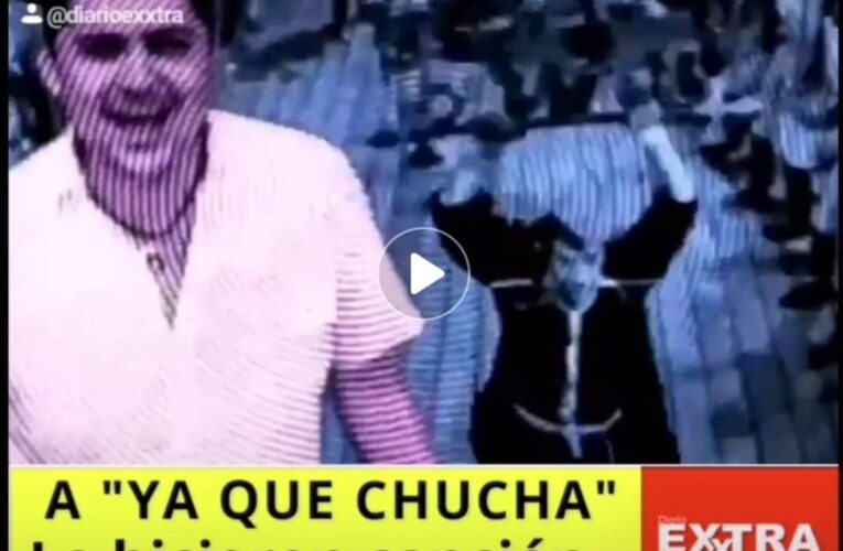 """A la gente le gusta la patanada el """"Ya Qué Chucha"""" de Lasso tiene ritmo."""