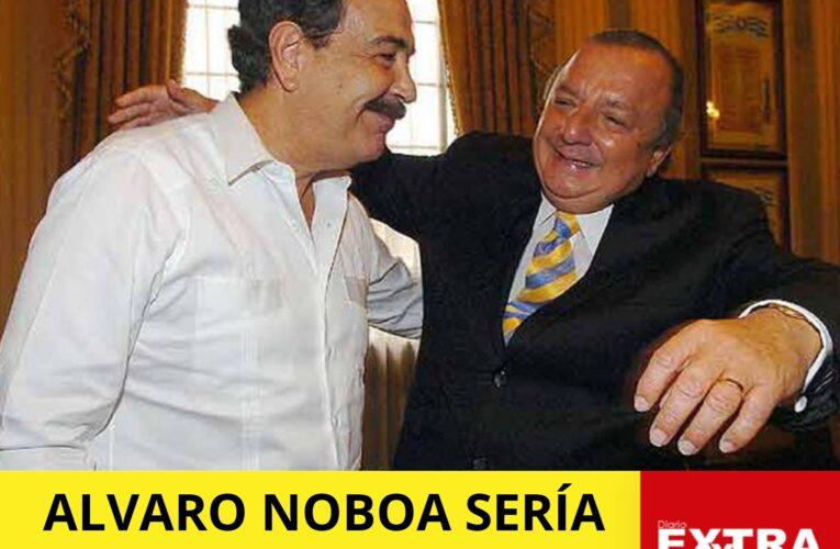 Desde las 16h00 estarian reunidos Alvaro Noboa y Nebot negociando si va el empresario para Presidente por el PSC.