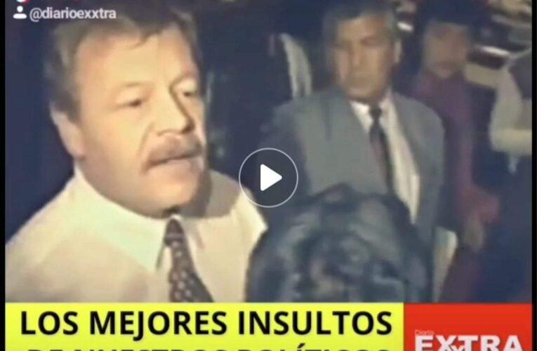 Marcelo Dotti le respondió a Leonardo Escobar con una patanada en los 90.