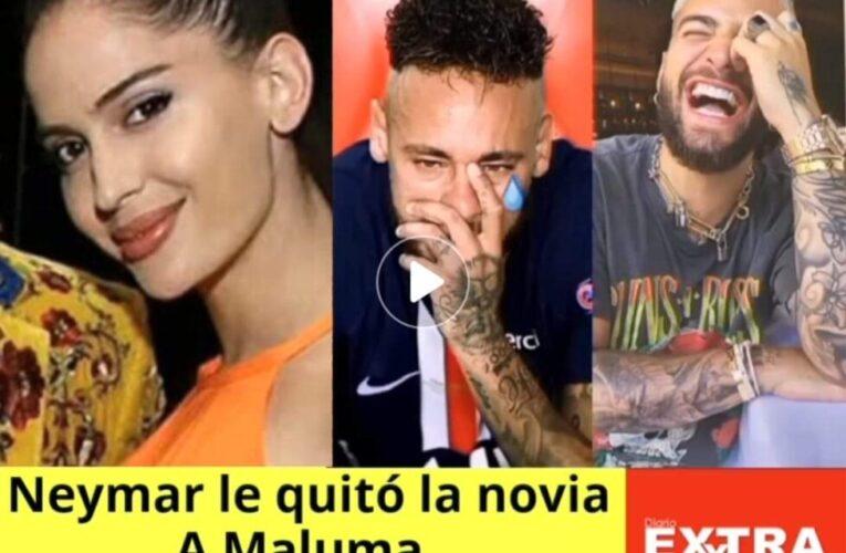 Neymar le quitó la novia a Maluma el Bayern se la cobró quitándole al París Saint Germain la Champions League