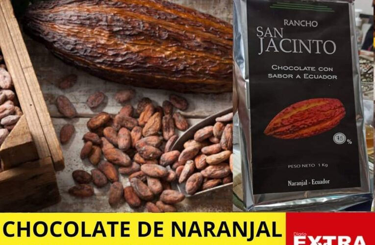Los chocolates del Rancho de San Jacinto enamora al mercado internacional.