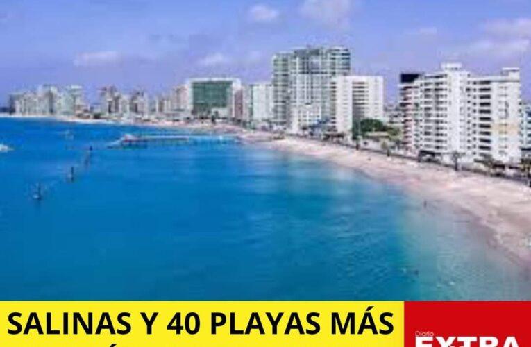 Se podrá ir a la playa el feriado del 10 de Agosto.
