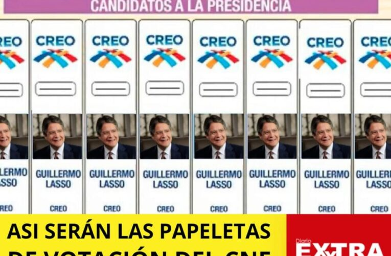 CNE le haría un millonario favor a Guillermo Lasso al no dejar participar al correisno con Andrés Arauz.