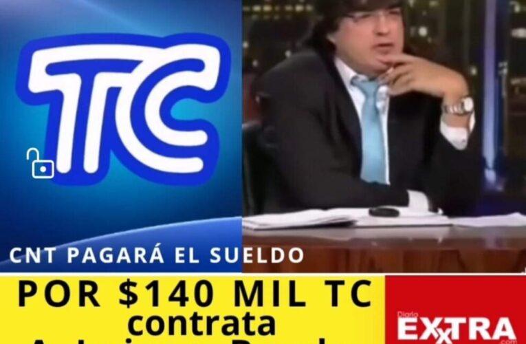 Polémica por contratación billeteada de Jaime Bayly en TC para las elecciones 2021