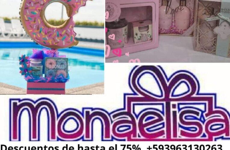 Regalitos y detalles de promoción en Monaelisa