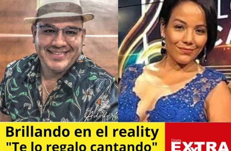 """Adolfo Olivares brilla con Cynthia Bautista en el reality de """"En Contacto"""""""