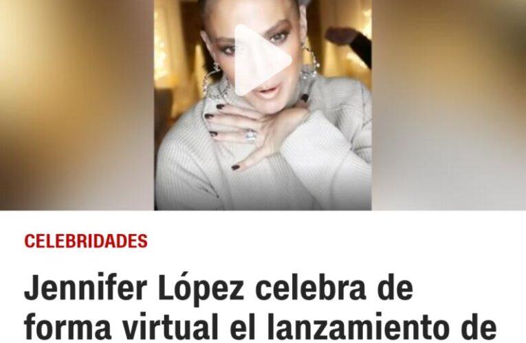 Jennifer López celebra el lanzamiento «In The Morning»
