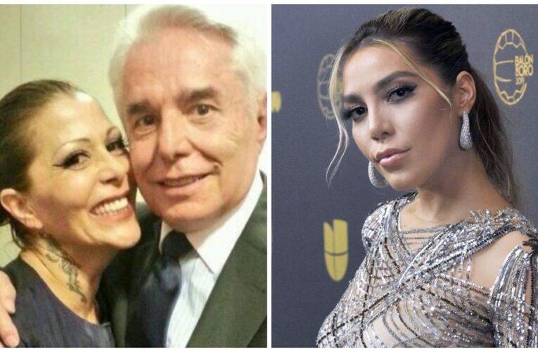 Mientras Alejandra Guzmán defiende a Enrique Guzmán, el padre de Frida Sofía acusa a la rockera de drogar a su hija cuando era bebé.