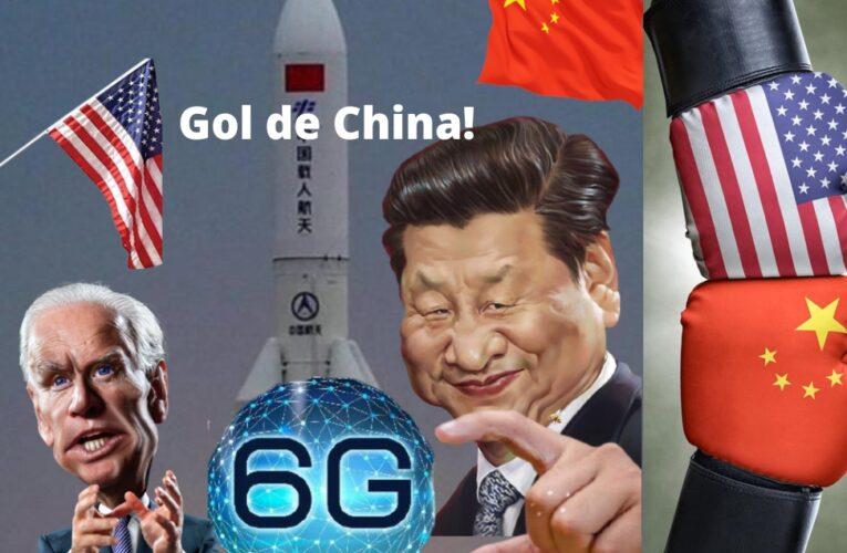 El cohete chino que se perdió, puso el primer satélite 6G en órbita, duro golpe para los gringos.