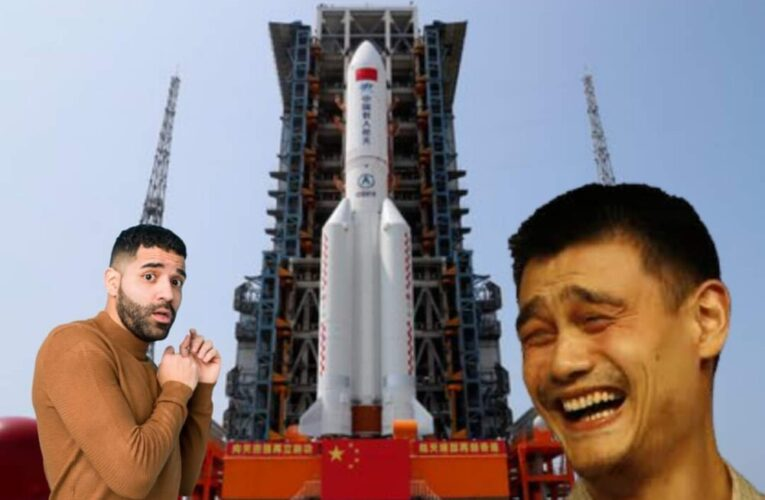 No es paro! Pierden cohete chino que podría caer en Sudamérica entre el 8 y 10 de mayo.