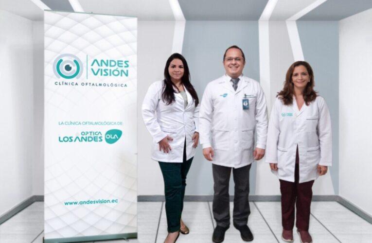 CLÍNICA ANDES VISIÓN INCORPORA SERVICIO DE OFTALMOLOGÍA EN EL CENTRO COMERCIAL MALL DEL SOL